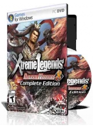 بازی (Dynasty Warriors 8 Xtreme Legends (4DVD